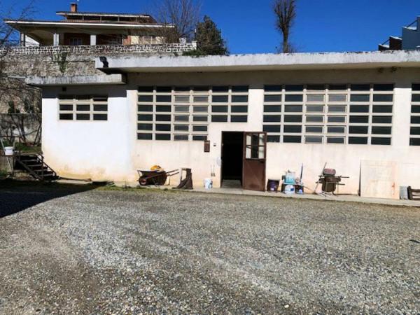 Capannone in vendita a Caselette, Favorita, 250 mq