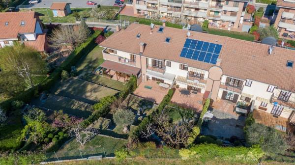 Villetta a schiera in vendita a Alpignano, Colgiansesco, Con giardino, 200 mq - Foto 5