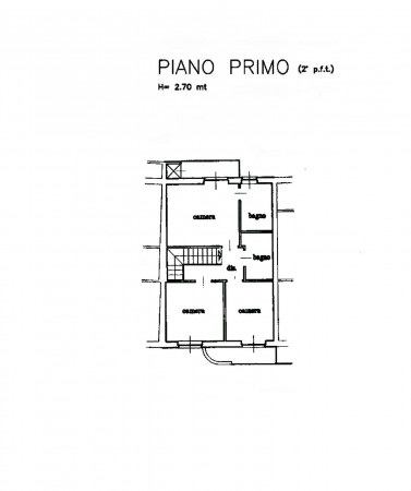 Villetta a schiera in vendita a Alpignano, Colgiansesco, Con giardino, 200 mq - Foto 3