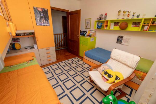 Villetta a schiera in vendita a Alpignano, Colgiansesco, Con giardino, 200 mq - Foto 14