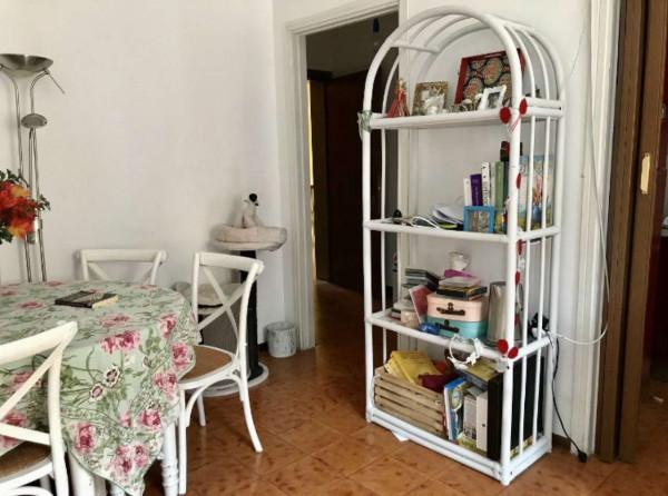 Appartamento in affitto a Milano, Monte Nero, Con giardino, 69 mq