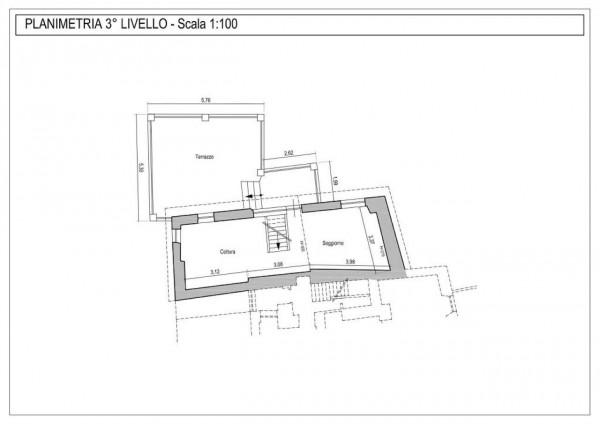 Casa indipendente in vendita a Cogorno, Residenziale, Con giardino, 125 mq - Foto 2