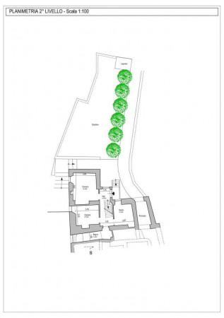 Casa indipendente in vendita a Cogorno, Residenziale, Con giardino, 125 mq - Foto 3
