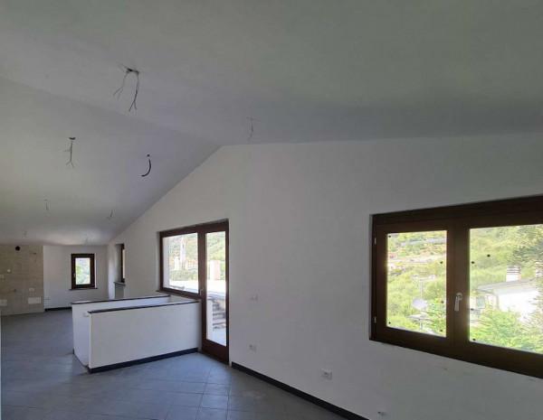 Casa indipendente in vendita a Cogorno, Residenziale, Con giardino, 125 mq - Foto 22