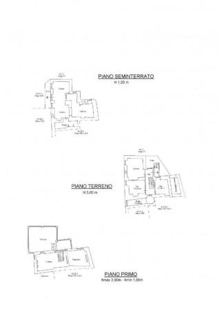 Casa indipendente in vendita a Cogorno, Residenziale, Con giardino, 125 mq - Foto 5