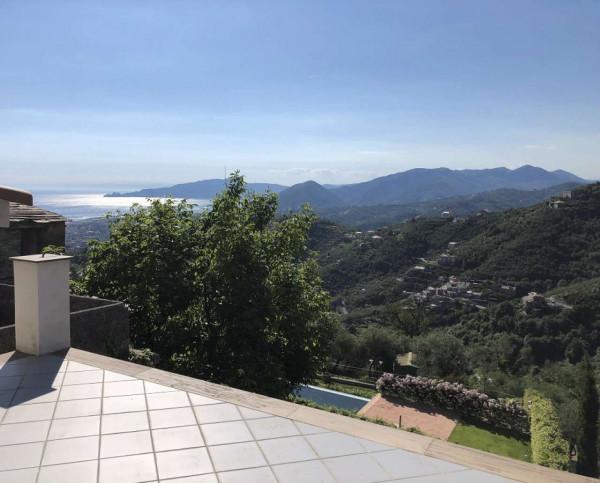 Casa indipendente in vendita a Cogorno, Residenziale, Con giardino, 125 mq - Foto 1