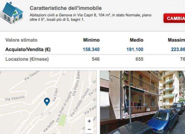 Appartamento in vendita a Genova, Oregina, 110 mq - Foto 2