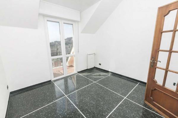 Appartamento in vendita a Genova, Oregina, 110 mq - Foto 28
