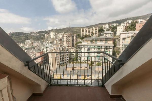 Appartamento in vendita a Genova, Oregina, 110 mq - Foto 4