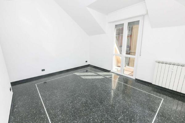 Appartamento in vendita a Genova, Oregina, 110 mq - Foto 23