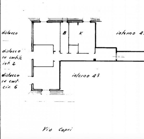 Appartamento in vendita a Genova, Oregina, 110 mq - Foto 3