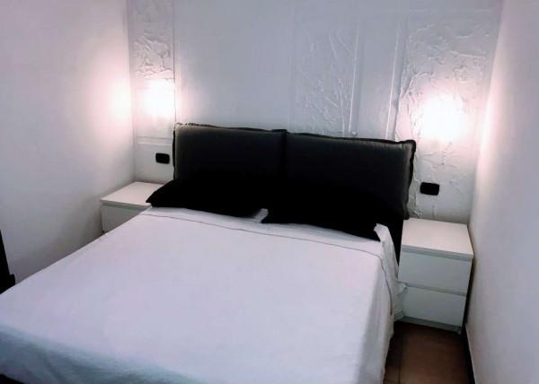 Appartamento in vendita a Genova, Nervi, Arredato, con giardino, 65 mq