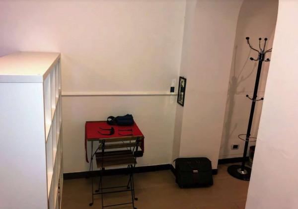 Appartamento in vendita a Genova, Nervi, Arredato, con giardino, 65 mq - Foto 7
