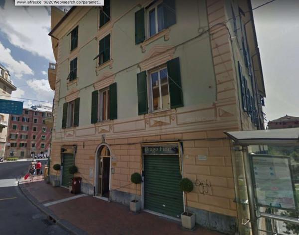 Appartamento in vendita a Genova, Nervi, Arredato, con giardino, 65 mq - Foto 6