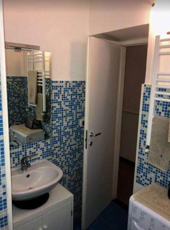 Appartamento in vendita a Genova, Nervi, Arredato, con giardino, 65 mq - Foto 9