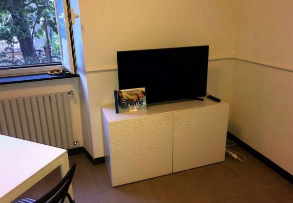 Appartamento in vendita a Genova, Nervi, Arredato, con giardino, 65 mq - Foto 8