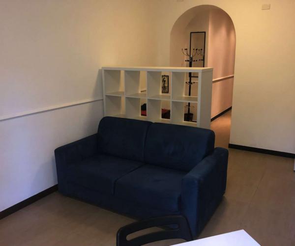 Appartamento in vendita a Genova, Nervi, Arredato, con giardino, 65 mq - Foto 12