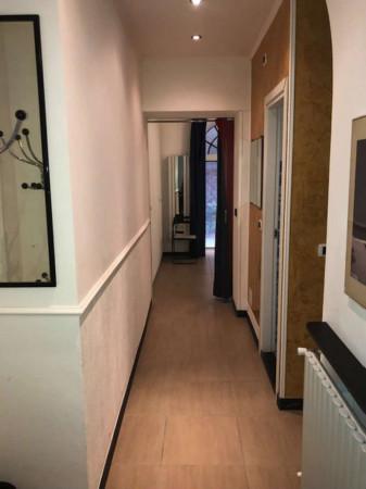 Appartamento in vendita a Genova, Nervi, Arredato, con giardino, 65 mq - Foto 5