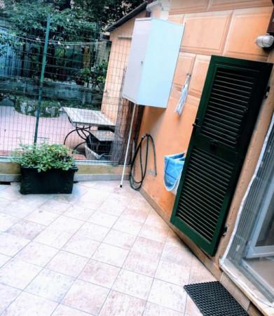 Appartamento in vendita a Genova, Nervi, Arredato, con giardino, 65 mq - Foto 15
