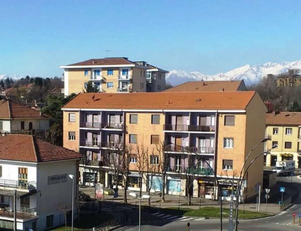 Appartamento in vendita a Alpignano, Centro, 82 mq