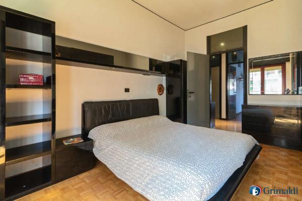 Appartamento in vendita a Milano, Bande Nere, Con giardino, 115 mq - Foto 19