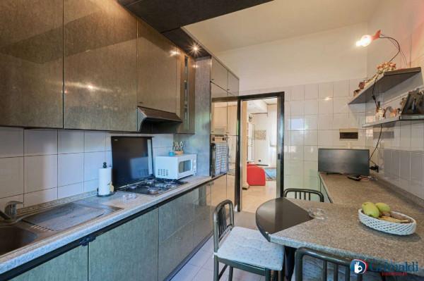 Appartamento in vendita a Milano, Bande Nere, Con giardino, 115 mq - Foto 27