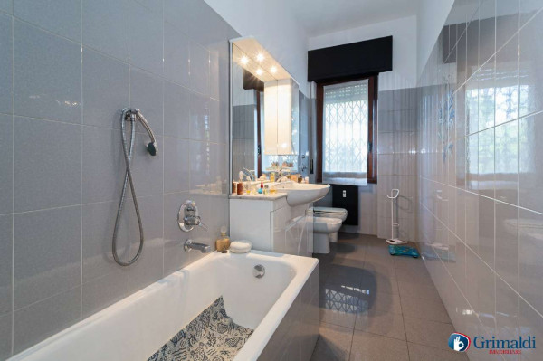 Appartamento in vendita a Milano, Bande Nere, Con giardino, 115 mq - Foto 18