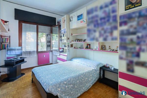 Appartamento in vendita a Milano, Bande Nere, Con giardino, 115 mq - Foto 23