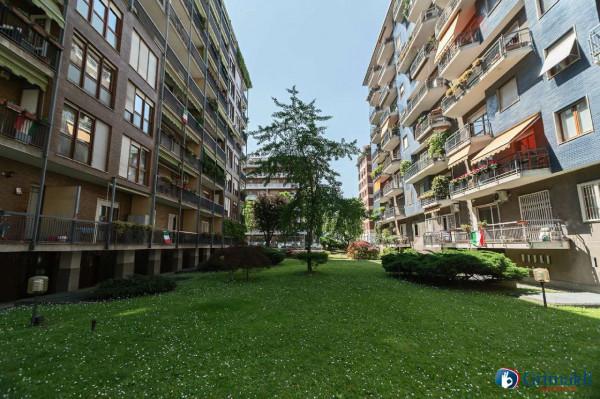 Appartamento in vendita a Milano, Bande Nere, Con giardino, 115 mq - Foto 9