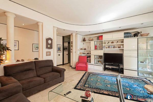 Appartamento in vendita a Milano, Bande Nere, Con giardino, 115 mq - Foto 31