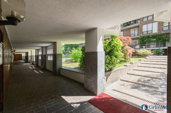 Appartamento in vendita a Milano, Bande Nere, Con giardino, 115 mq - Foto 12