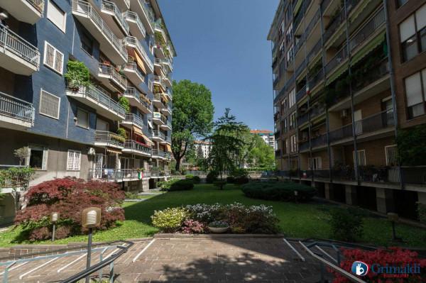 Appartamento in vendita a Milano, Bande Nere, Con giardino, 115 mq - Foto 11