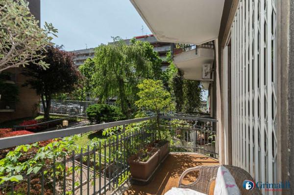 Appartamento in vendita a Milano, Bande Nere, Con giardino, 115 mq - Foto 15