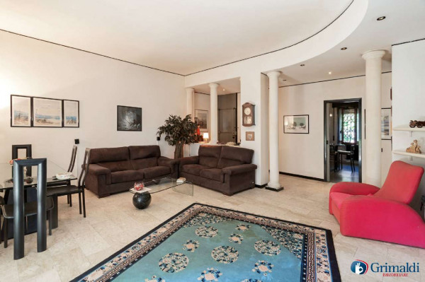 Appartamento in vendita a Milano, Bande Nere, Con giardino, 115 mq - Foto 32