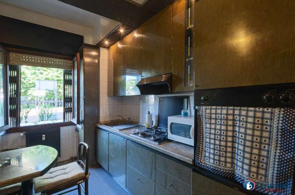 Appartamento in vendita a Milano, Bande Nere, Con giardino, 115 mq - Foto 28