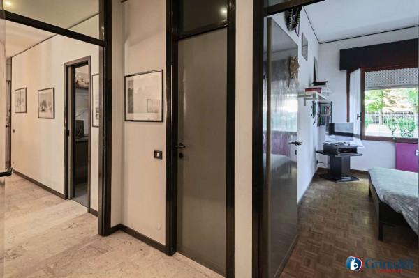Appartamento in vendita a Milano, Bande Nere, Con giardino, 115 mq - Foto 24