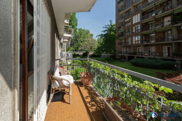 Appartamento in vendita a Milano, Bande Nere, Con giardino, 115 mq - Foto 16