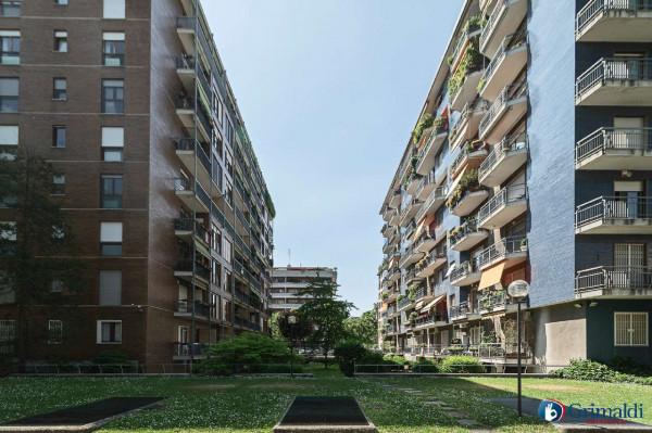 Appartamento in vendita a Milano, Bande Nere, Con giardino, 115 mq - Foto 7