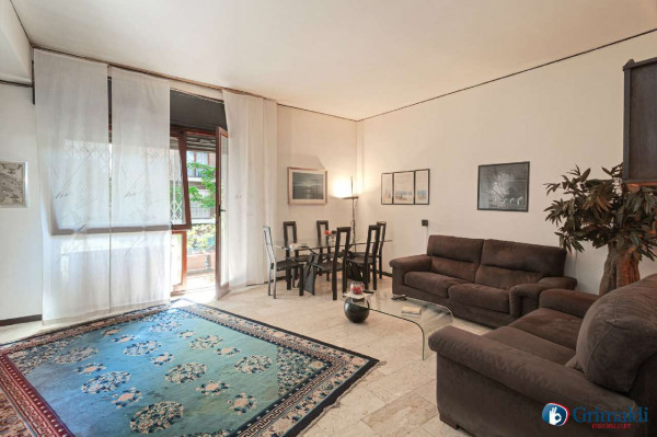 Appartamento in vendita a Milano, Bande Nere, Con giardino, 115 mq - Foto 33