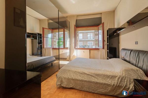 Appartamento in vendita a Milano, Bande Nere, Con giardino, 115 mq - Foto 21