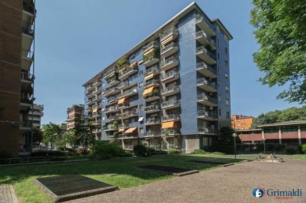 Appartamento in vendita a Milano, Bande Nere, Con giardino, 115 mq - Foto 8