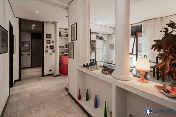 Appartamento in vendita a Milano, Bande Nere, Con giardino, 115 mq - Foto 25
