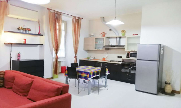 Appartamento in vendita a Milano, Buenos Aires, Arredato, con giardino, 70 mq