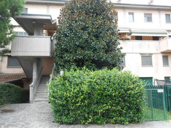 Appartamento in vendita a Bellinzago Lombardo, Residenziale, Con giardino, 127 mq - Foto 1