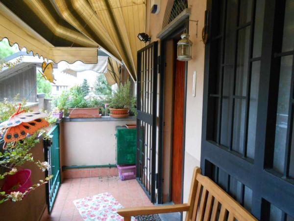 Appartamento in vendita a Bellinzago Lombardo, Residenziale, Con giardino, 127 mq - Foto 34