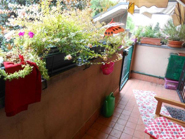 Appartamento in vendita a Bellinzago Lombardo, Residenziale, Con giardino, 127 mq - Foto 16