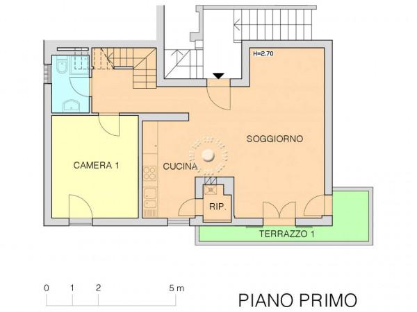 Appartamento in vendita a Bagno a Ripoli, 106 mq - Foto 5