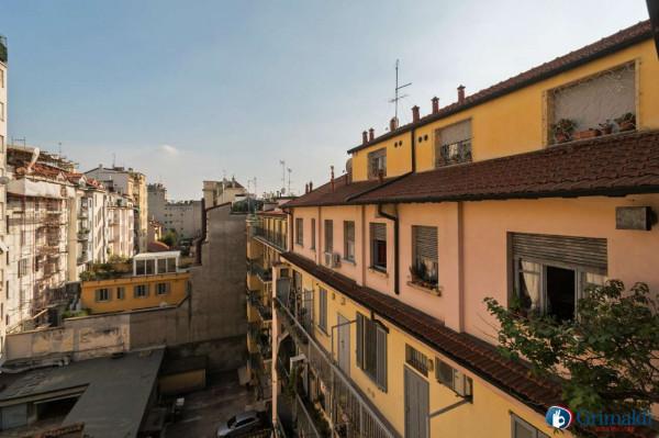Appartamento in vendita a Milano, Piazzale Baracca, Arredato, 40 mq - Foto 12