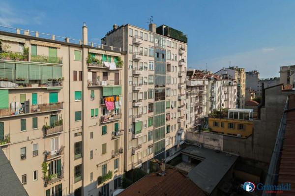 Appartamento in vendita a Milano, Piazzale Baracca, Arredato, 40 mq - Foto 13