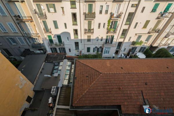 Appartamento in vendita a Milano, Piazzale Baracca, Arredato, 40 mq - Foto 5